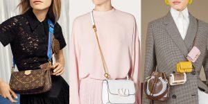 Quý cô thời thượng chọn túi xách: siêu phẩm mới của Dior, Louis Vuitton, Valentino hay Fendi?