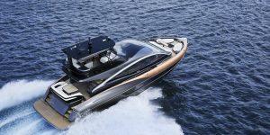 LY 650, thế hệ du thuyền siêu sang mới của Lexus, giá tầm 4 triệu USD