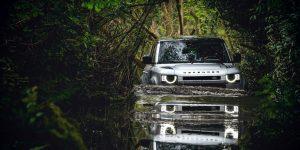 Sắp ra mắt Land Rover Defender – Mẫu xe sinh ra để chinh phục mọi quý ông
