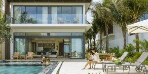 Khu nghỉ dưỡng biển Meliá Hồ Tràm ra mắt 61Biệt thự The Level cao cấp
