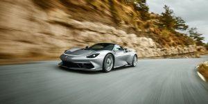 Pininfarina ra mắt siêu xe Battista GT mới với nhiều cải tiến