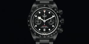 Editor's pick: Đồng hồ Tudor Black Bay Chrono Dark