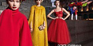 Dolce & Gabbana tăng doanh số tại thị trường Mỹ, giảm tại thị trường Trung Quốc