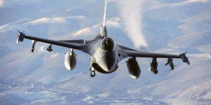 Nếu đã chán du thuyền, hãy đặt mua máy bay chiến đấu F-16!