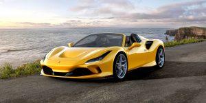 Ferrari F8 Spider: Nhẹ hơn, mạnh hơn, thay thế cho 488 Pista
