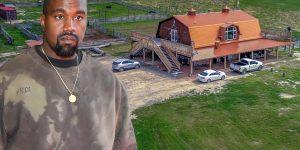 Tham quan trang trại 20 triệu USD được Kanye West mua lại