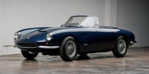 Xe cổ 1964 Apollo 3500 GT Spider Corpus Christi được bán đấu giá
