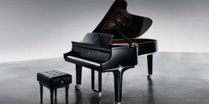 Tạo tác đáng khao khát: Piano Kim Cương Đen dòng D đến từ Steinway & Sons