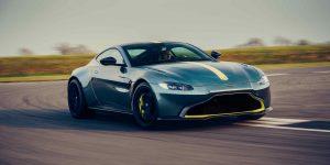 Aston Martin Vantage AMR: Trở về quá khứ với cỗ xe thể thao hộp số sàn