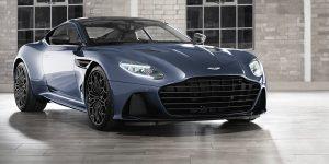 Sở hữu ngay Aston Martin DBS được Daniel Craig thiết kế có giá 700.007 USD