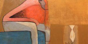 """Họa sĩ Tào Linh: """"Vẽ chính là thực hành chánh niệm"""""""