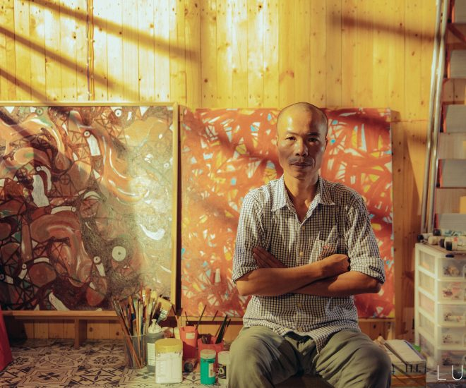 họa sĩ Nguyễn Chí Long