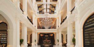 Hotel Review: Raffles Hotel Singapore