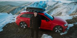 Scotty James được chọn làm Đại sứ mới nhất của Audi