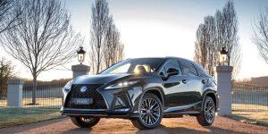 Lexus RX 450H: Hiện đại và sang trọng hơn bao giờ hết