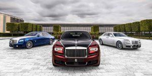 Rolls-Royce Ghost Zenith phiên bản giới hạn chỉ 50 chiếc chính thức xuất hiện