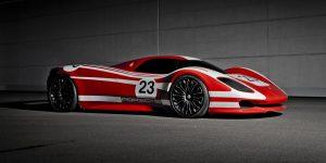 Porsche đang phát triển siêu xe mạnh nhất thế giới?