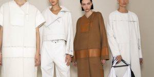 Hermès Xuân Hè 2020: Những cảm thức nghệ thuật trên chất liệu da
