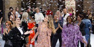 Show diễn Le Défilé của L'Oréal Paris: Tụng ca vẻ đẹp tráng lệ của thời trang và nghệ thuật