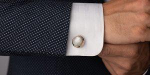 8 cặp khuy măng sét phong cách cho quý ông trong mùa lễ hội