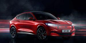 Ford đánh bại Tesla ở phân khúc SUV chạy điện với Mustang Mach E