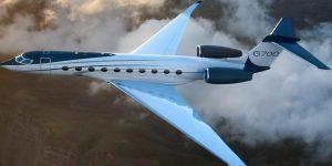 Gulfstream mở đặt chỗ máy bay tư nhân G700 có giá đến 75 triệu USD