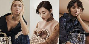 Những chiếc túi Lady Dior: Thế nào là một người phụ nữ quý phái?