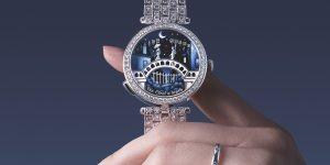 Kể chuyện tình yêu trên mặt số đồng hồ: Chỉ có thể là Van Cleef & Arpels