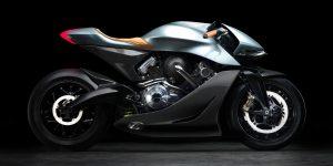 Aston Martin ra mắt siêu mô tô AMB 001 trị giá 120.000 USD: Vật liệu hiếm, thiết kế tương lai
