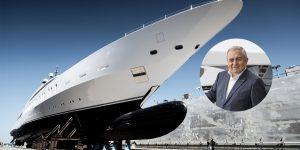 """CEO hãng siêu du thuyền Benetti: """"Chúng tôi đang hướng tới một tương lai bền vững"""""""