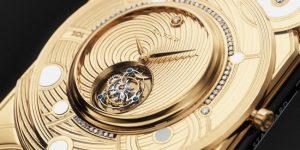 Ốp lưng siêu sang cho iPhone 11: Làm bằng vàng ròng, lấy cảm hứng từ đồng hồ xa xỉ
