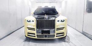 Chiêm ngưỡng tác phẩm nghệ thuật Rolls-Royce Phantom VIII của Rapper Drake