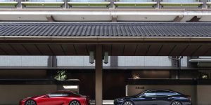 Lexus, 30 năm và sự tinh tế của nghệ thuật Nhật Bản