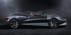 McLaren ra mắt siêu xe McLaren Elva mui trần giá 1,69 triệu USD