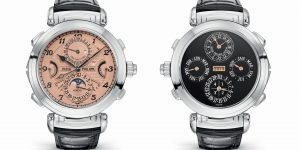 Vượt qua Rolex Daytona, Patek Philippe Grandmaster Chime 6300A-010 trở thành chiếc đồng hồ đắt nhất thế giới