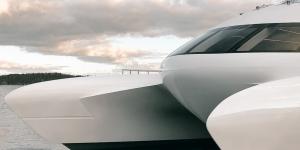 """Porsche ra mắt Royal Falcon One: """"Tàu vũ trụ trên mặt nước"""""""
