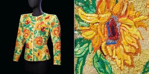 """Báu vật từ Christie's: Chuyện chưa kể về tuyệt phẩm """"Sunflower"""" của Yves Saint Laurent vừa đạt kỷ lục đấu giá"""