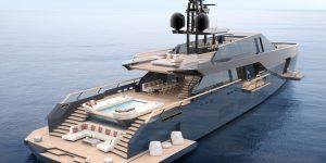 Wally ra mắt siêu du thuyền đẳng cấp 165 Wallypower và thuyền buồm 101ft Sloop