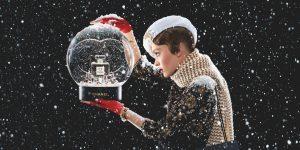 Chanel: Gói trọn không khí thần tiên của nhà hát vào nước hoa No. 5