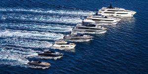 Chìa khóa thành công của du thuyền Ferretti: Mở rộng danh mục đầu tư và thị trường mới