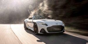 DBS Superleggera: mẫu xe mới nhất và nhanh nhất của Aston Martin