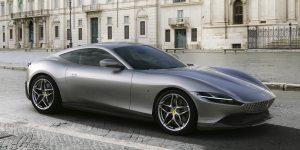 Ferrari ra mắt Roma: Một thời hoài niệm của Rome trong những năm 1950