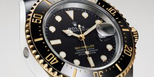Rolex ra mắt Oyster Perpetual Sea-Dweller với chất liệu vàng Rolesor