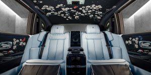 Nhà tài phiệt Thụy Điển và giấc mơ Phantom Rose từ Rolls-Royce