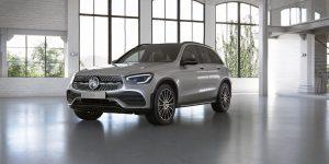 Mercedes-Benz giới thiệu mẫu SUV GLC Premium thế hệ tiếp theo