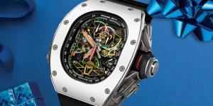 Khi đồng hồ tourbillon kết hợp thiết kế công nghệ cao: Sự ra đời của những siêu phẩm