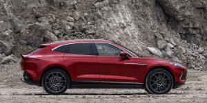 Vì sao Aston Martin chỉ mất 05 năm để sản xuất mẫu SUV hạng sang DBX?