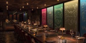 Trải nghiệm không gian đa văn hóa ở Moxy Hotel Rock 'N' Roll, New York
