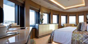 """Benetti 63m Metis: Chiếc du thuyền bất đối xứng """"chỉ có một trên đời"""""""