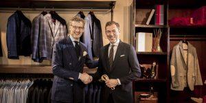 Câu chuyện của quý ông: Cuộc trò chuyện với bậc thầy may đo Ý tại SIR Tailor